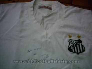 Santos Home football shirt 1973 - 1974