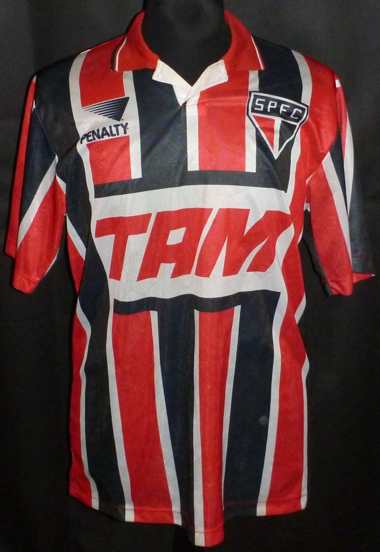 São Paulo Away football shirt 1993 - 1994.