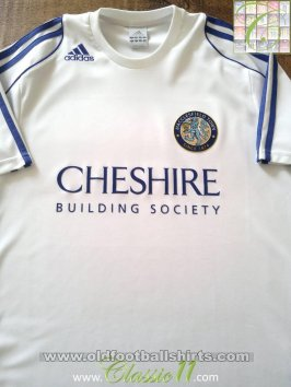 Macclesfield Town Away Maillot de foot 2008 - 2009