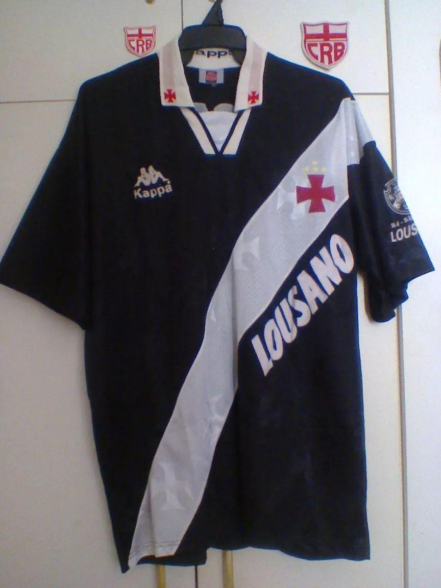 faaee668225 Vasco da Gama Away football shirt 1996.