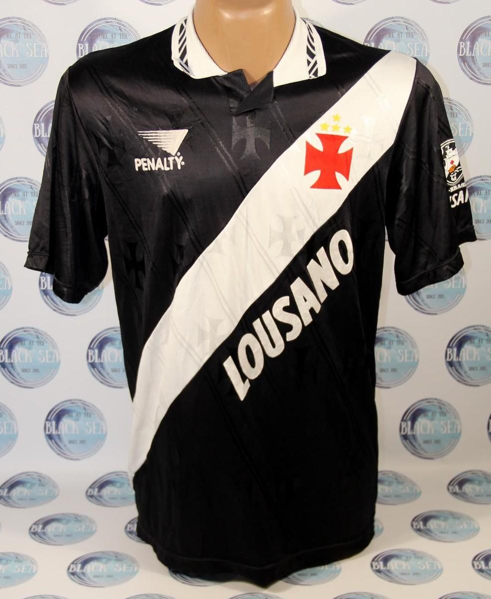 1baec865176 Vasco da Gama Away Maillot de foot 1994 - 1995.