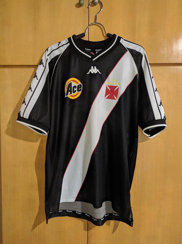 Vasco da Gama Away football shirt 1999.