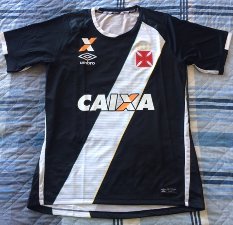ee216fd23c189 Vasco da Gama Away Maillot de foot 2016 - 2017.