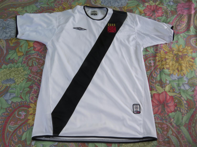 6f0fe80c43e77 Vasco da Gama Home Maillot de foot 2004.