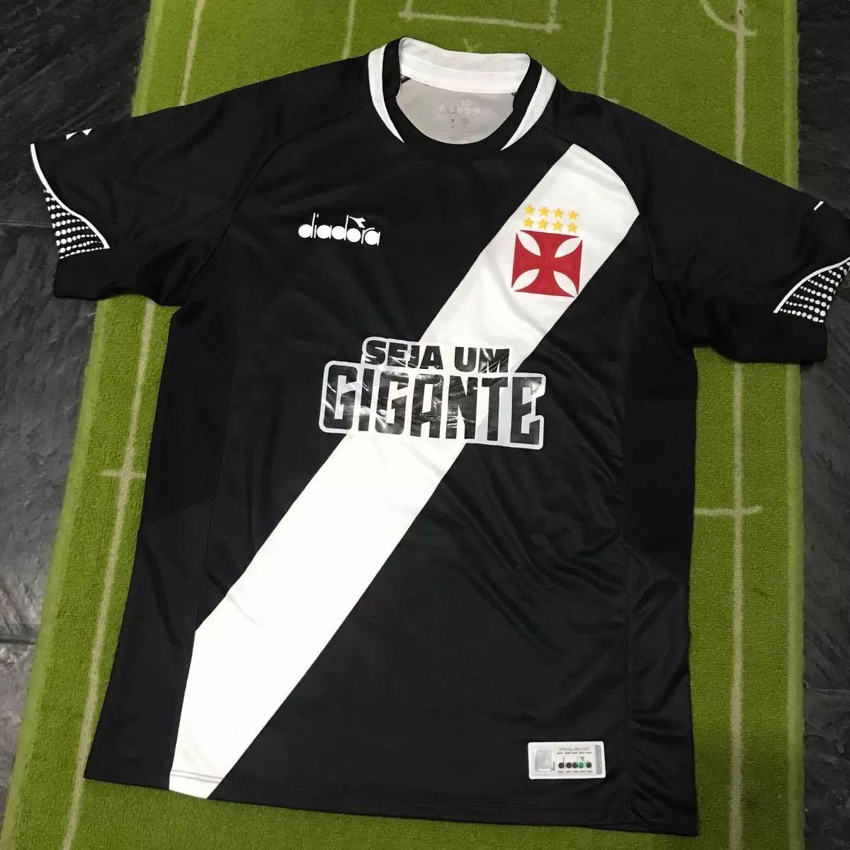 Vasco da Gama Home maglia di calcio 2018 - 2019. Sponsored by Seja ...