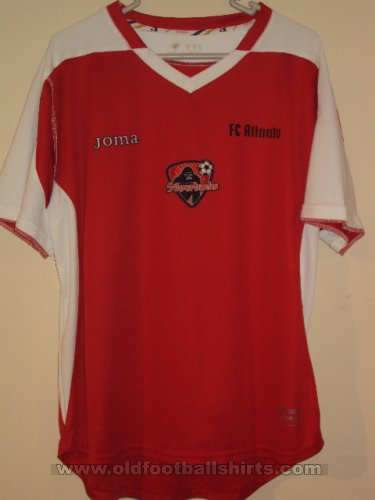 Atlanta Silverbacks Home football shirt (unknown year)