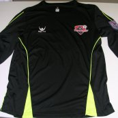 Goalkeeper football shirt 2012