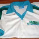 Seattle Sounders football shirt 1980 - 1981
