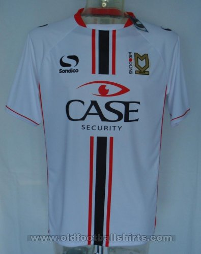 Milton Keynes Dons Home football shirt 2013 - 2014