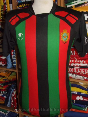 FAR Rabat Home football shirt 2008