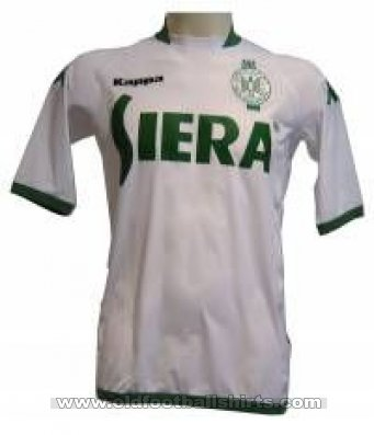 Raja Club Athletic Home fotbollströja 2006 - 2008