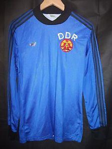 East Germany Goalkeeper fotbollströja 1988.