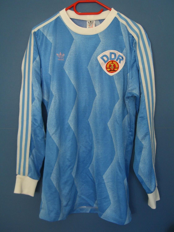 624cde6ba49 East Germany Home Maillot de foot 1986 - ?.