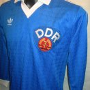 East Germany Maillot de foot 1989