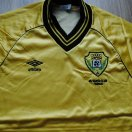 Al Wasl FC football shirt 1980 - 1982
