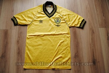 Al Wasl FC Unknown shirt type 1980 - 1982