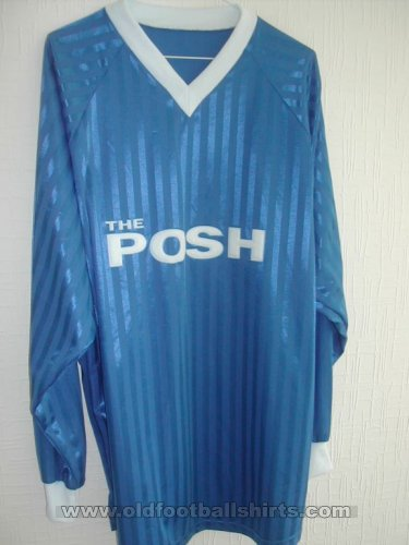 Peterborough United Spezial Fußball-Trikots 2000 - 2001