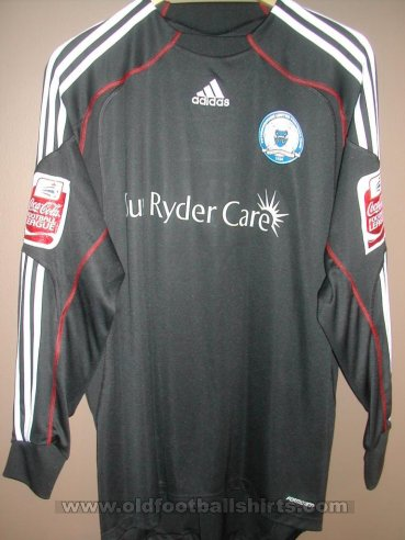 Peterborough United Goalkeeper camisa de futebol 2010 - ?