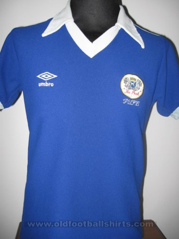 Peterborough United Home baju bolasepak 1979 - 1981