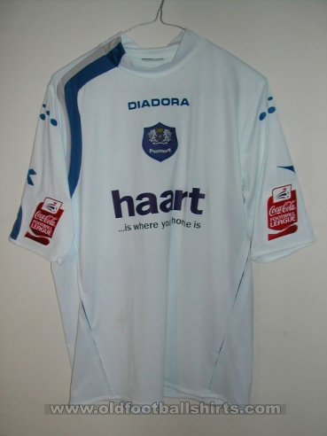 Peterborough United Third baju bolasepak 2006
