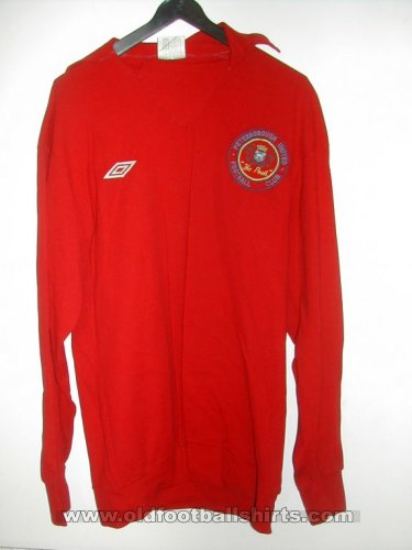 Peterborough United Goalkeeper baju bolasepak 1977 - 1979
