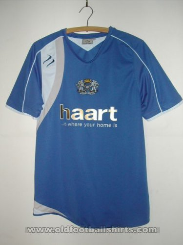 Peterborough United Home maglia di calcio 2007
