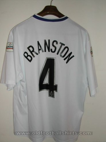 Peterborough United Away voetbalshirt  2003 - 2004
