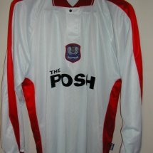 Peterborough United Special voetbalshirt  2001 - ? sponsored by The Posh