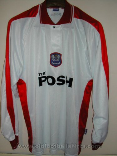 Peterborough United Special futbol forması 2001 - ?