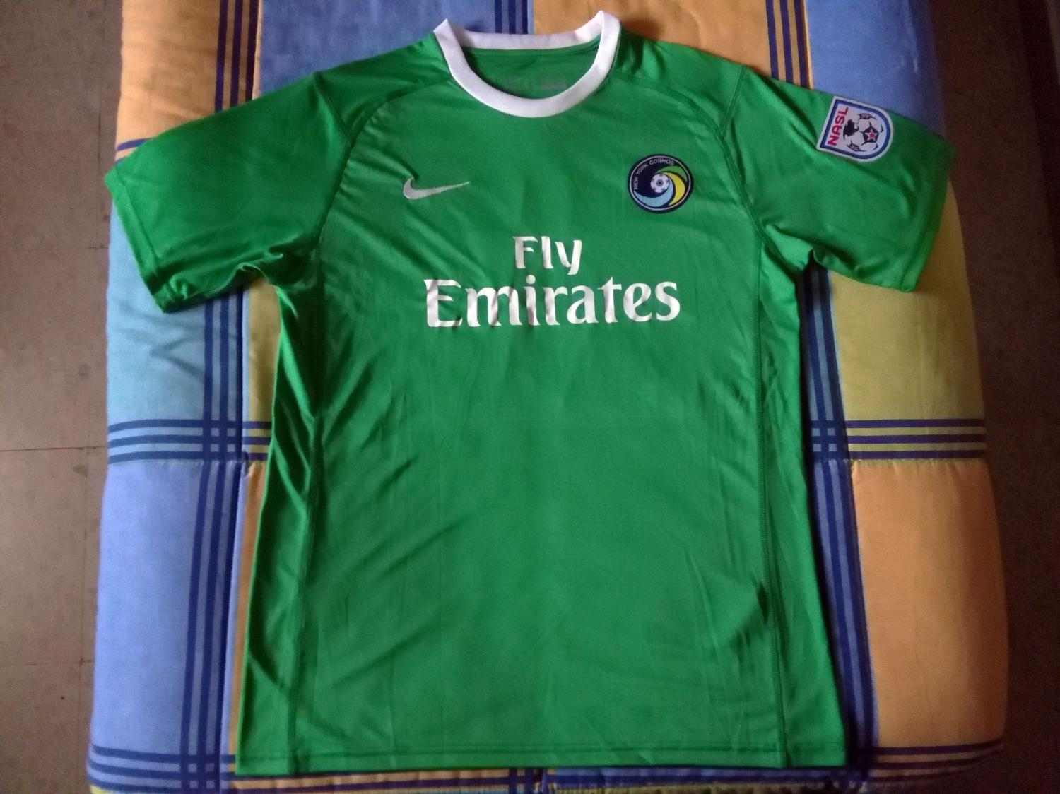 4d12b52ee New York Cosmos Away Maillot de foot 2015.