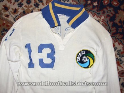 New York Cosmos Home футболка 1981 - 1984