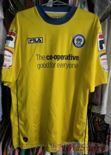 Rochdale Away football shirt 2012 - 2013