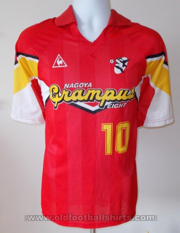 Nagoya Grampus Eight Home camisa de futebol 1992 - 1994