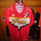Nagoya Grampus Eight football shirt 1991 - 1992