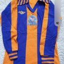 Shrewsbury Town football shirt 1980 - 1981
