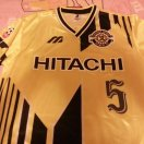 Kashiwa Reysol football shirt 1994 - 1995