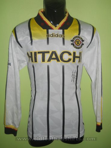 Kashiwa Reysol Away football shirt 1996