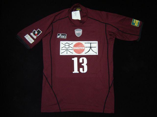 Fußball-Trikots von japanischen Vereinen Talla M Andrés Iniesta Fußball-Trikots Camiseta casa Vissel Kobe 2018