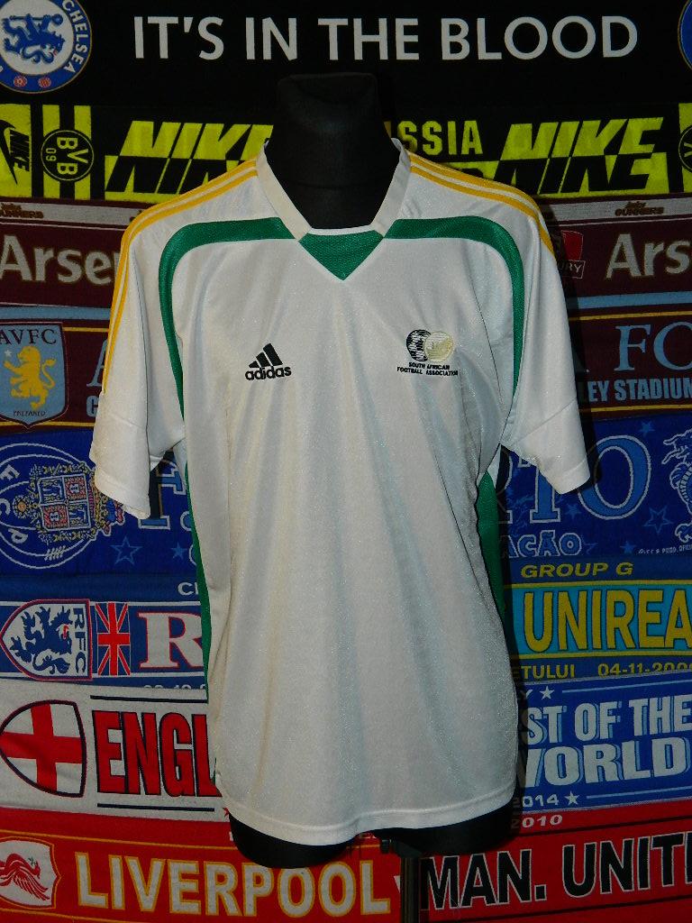 finest selection fc494 75a85 South Africa Away football shirt 2005 - 2006.
