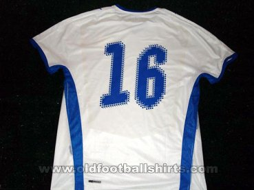 Israel Away football shirt 2008