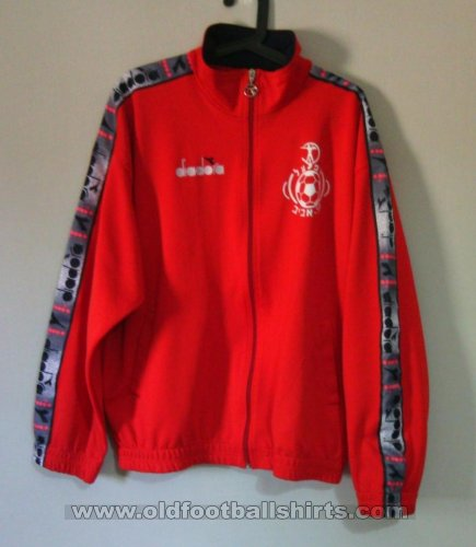Hapoel Tel-Aviv Training/Leisure football shirt 1996 - 1997