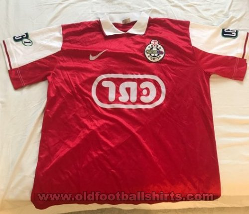 Hapoel Tel-Aviv Home football shirt 1998 - 1999