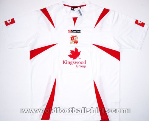 Swindon Town Away football shirt 2007 - 2008