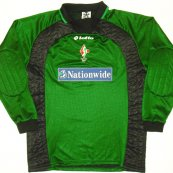 Goalkeeper - CLASSIC for sale football shirt 1999 - 2000