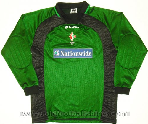 Swindon Town Goalkeeper - CLASSIC for sale football shirt 1999 - 2000