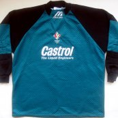 Goalkeeper - CLASSIC for sale football shirt 1995 - 1997