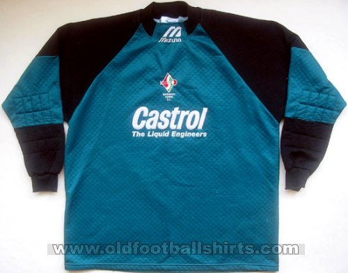 Swindon Town Goalkeeper - CLASSIC for sale football shirt 1995 - 1997