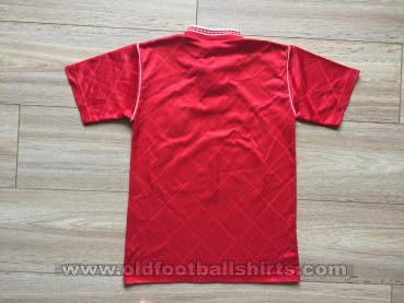 Swindon Town Thuis  voetbalshirt  1989 - 1991