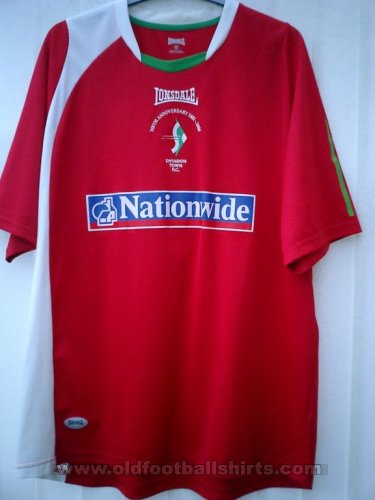 Swindon Town Home football shirt 2006 - 2007