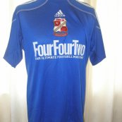 Third football shirt 2009 - 2010
